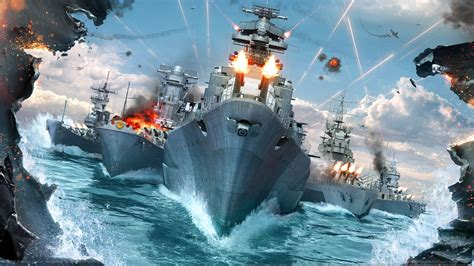 World of Warships: More Than Just a Game - MMOGames