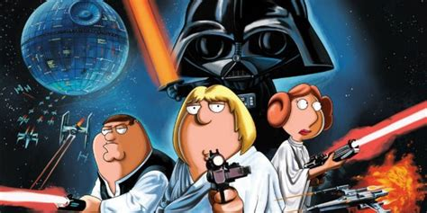 Why Family Guy Is Probably Done With Star Wars Episodes