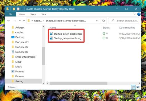 How to Disable Startup Delay for Autostart Programs in