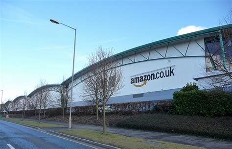 Dramatic fall in Amazon shares following £273m loss