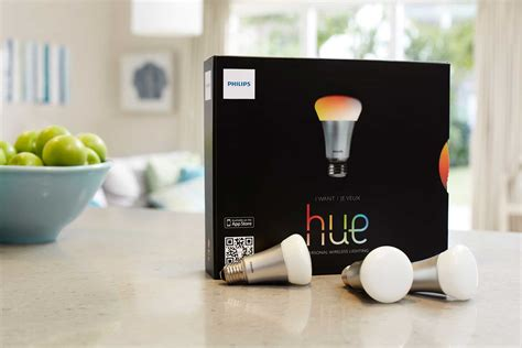 Philips Hue: The Smart Lightbulb Exclusively Hitting Apple