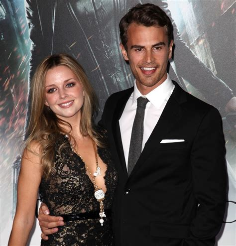 Theo James Picture 16 - Premiere of Screen Gems