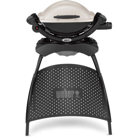 Weber 1-Burner Q1000 Gas Grill with Stand - Walmart