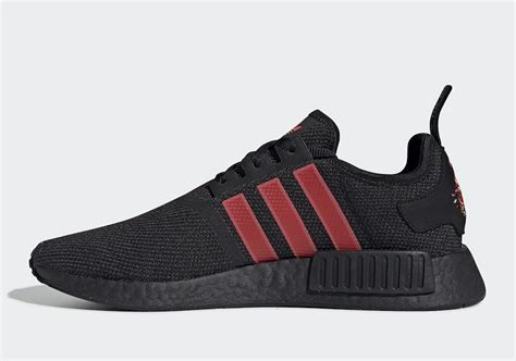 Pas cher adidas NMD R1 CNY Chinese New Year Noir G27576