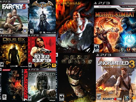 Best PS3 games of all time