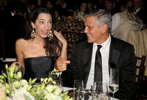Amal Alamuddin: George Clooney's Betrothed a Star Among