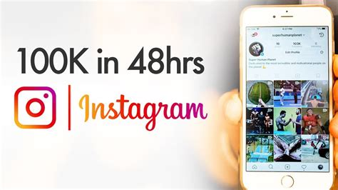 how to get 1k followers on instagram in 5 minutes Archives