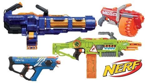 Gifts Ideas: NERF BLASTERS!