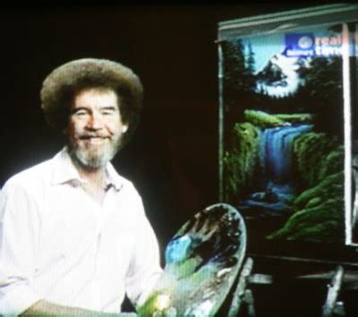 Planet Israel: Painting with Moish and the ghost of Bob Ross
