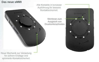 NEODRIVES DISPLAY-SMMI Z15 Connect mit Bluetooth - EUR 199