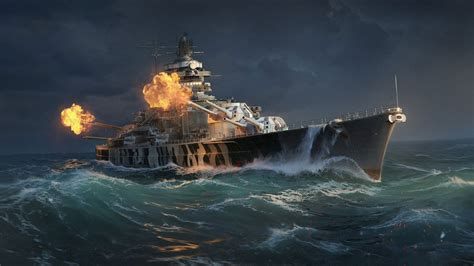 Check Out the Mighty Tirpitz: Coming Soon on World of Warships