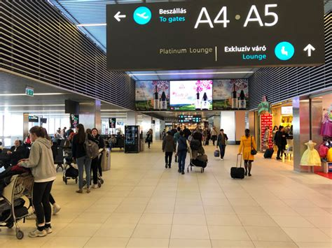 From city center to Budapest Airport (BUD) | Airport to
