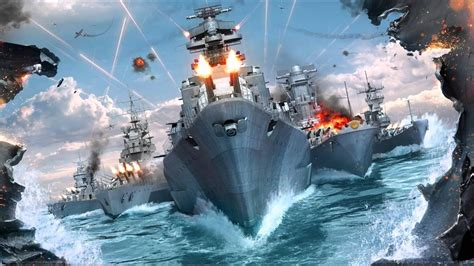 #2 AWESOME World of Warships OST Port Theme Premium 1 hour