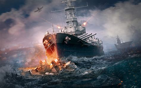 World of Warships Wallpapers | HD Wallpapers | ID #15617