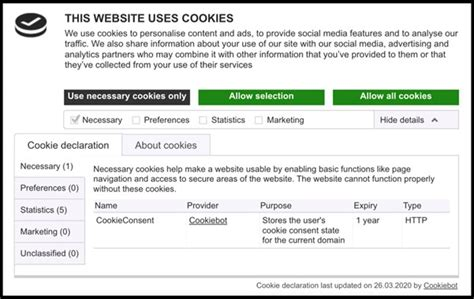 Cookie consent | How do I comply with the GDPR?