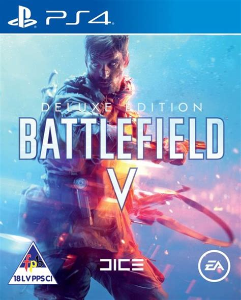 Battlefield V - Deluxe Edition (PS4) - Video Games Online