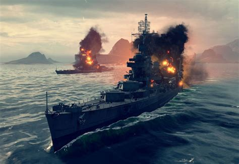 World of Warships review | PC Gamer