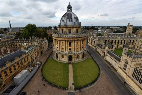 Oxford Becomes First U