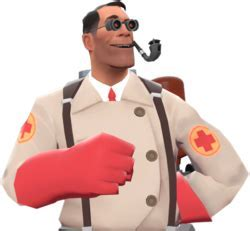 Team fortress 2 wiki medic — the medic is a teutonic man of