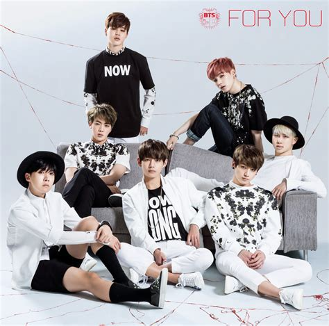 For You (Japanese Single)/Gallery | BTS Wiki | Fandom