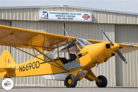 1954 Piper PA-18-150 Super Cub - Airplanes for Sale, Lease