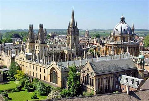 University of Oxford | History, Colleges, & Notable Alumni