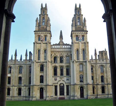 Oxford, England: from grotesques to the sublime - Notable