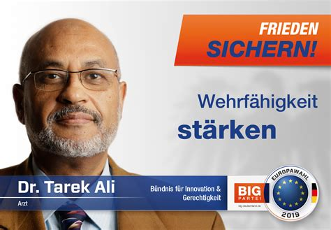 BIG Party Germany – European elections 2019