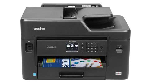 Brother MFC-J5330DW review - Tech Advisor