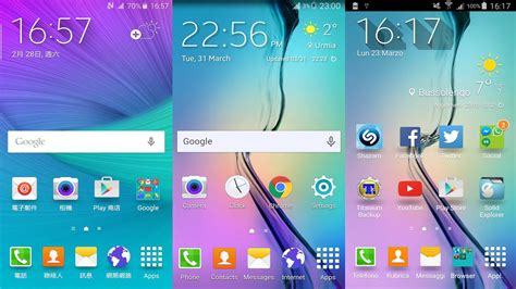 Install Samsung Galaxy S6 Weather Widgets on Any Android