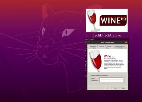 WineHQ: How to run Windows applications on Linux | Learn