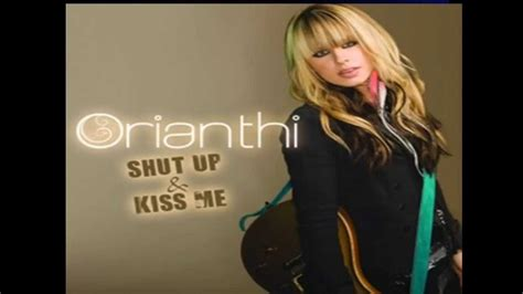 Shut Up and Kiss Me - Orianthi (Sped Up) - YouTube
