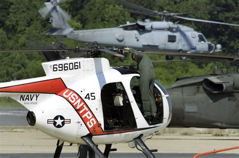 US Navy TH-6B Cayuse Helicopter | Defence Forum & Military
