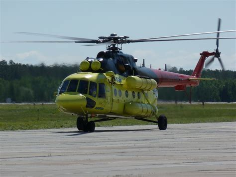 UTair - Helicopter Services - Partner of Tyumen Oil and