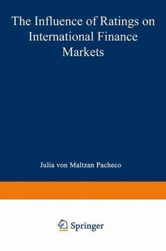 Gabler Edition Wissenschaft: The Influence of Ratings on