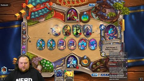 Different Tempo Mage for Current Meta   Hearthstone Ashes