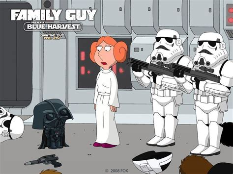 Family Guy Star Wars Wallpapers - Wallpaper Cave