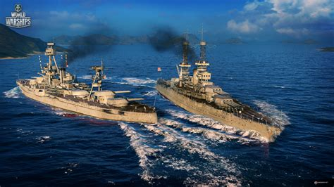 In World of Warships, Multitasking is Key to Survival