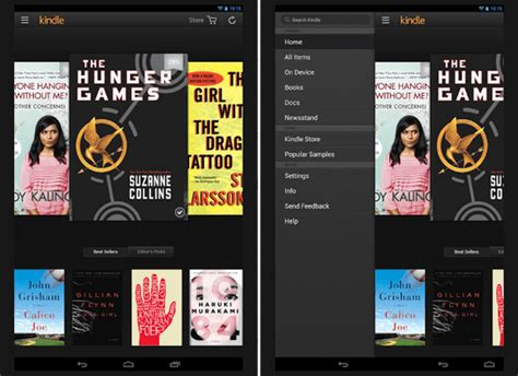 5 Best Ebook Reader Apps for Android 2019 ‣ TechReen